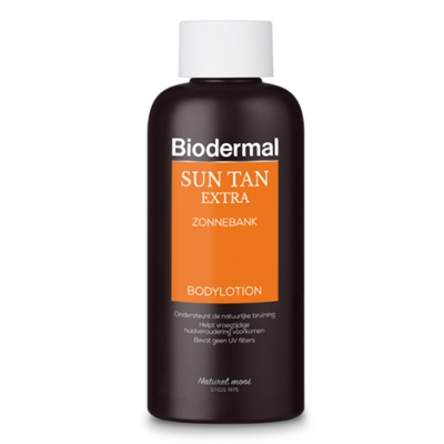 Biodermal Sun Tan Zonnebank Bodylotion